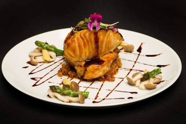 Cask Honey Chilean Sea Bass