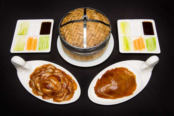 Baron's Signature Peking Duck