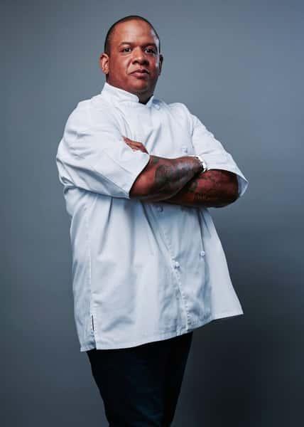 Chef Todd Richards