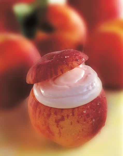 Peach Ripieno