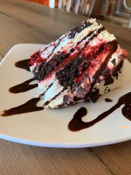 Brick Layered Cake