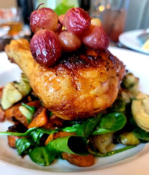 Roasted Chicken: