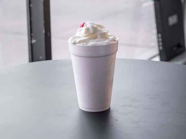 shake with cherry