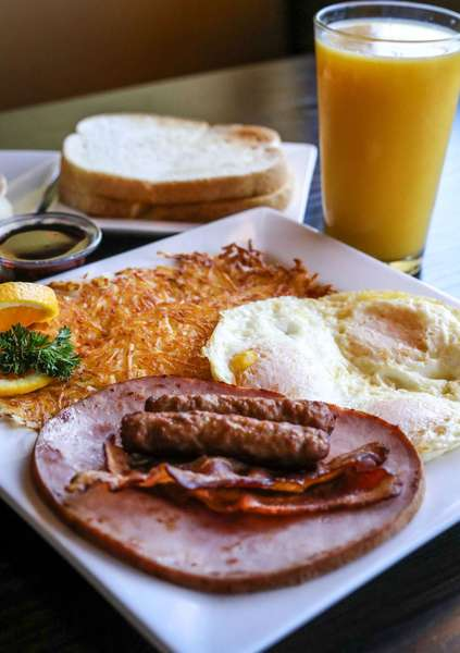 country bfast