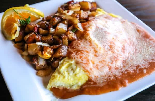 Santa Fe Relleno Omelette