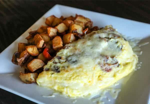 Senior Omelette
