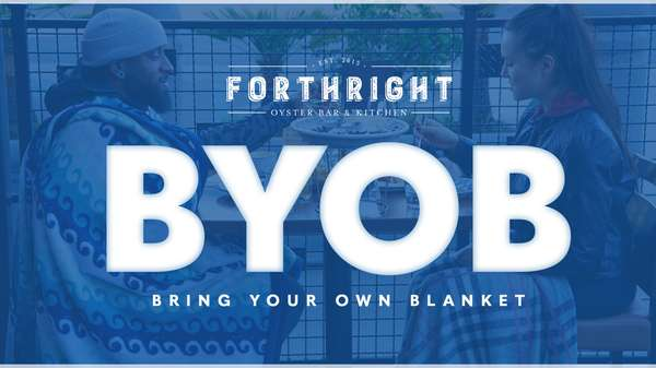 Bring Your Own Blanket at Forthright