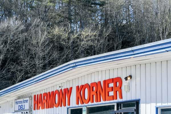 Harmony Korner exterior