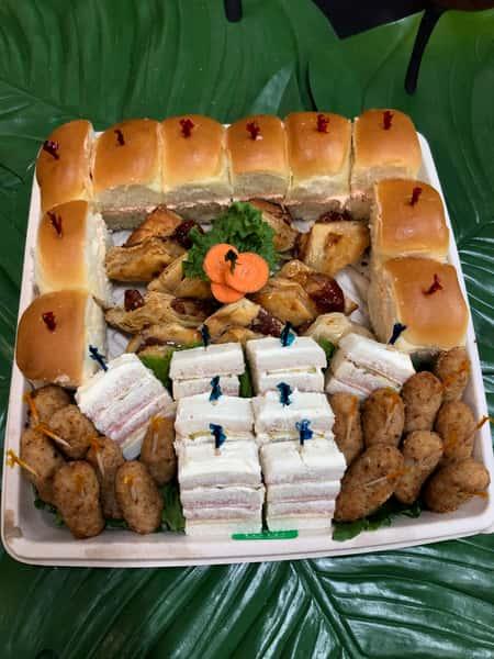 gilbert's platter
