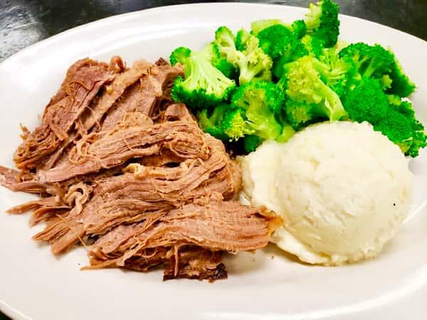 Pot Roast Family Sized Meal