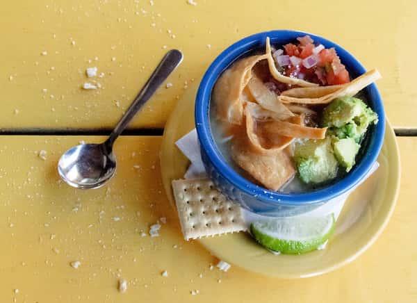 Canjun Chicken & Rice Soup