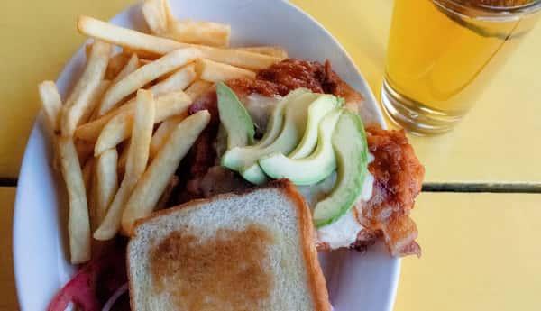 Durango Chicken Sandwich