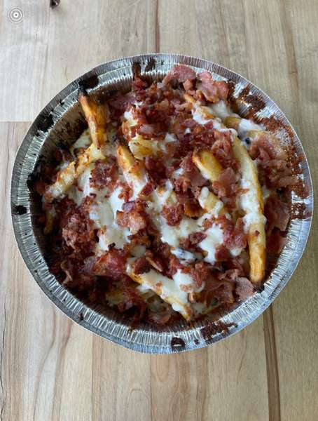 Create your own fries or tots