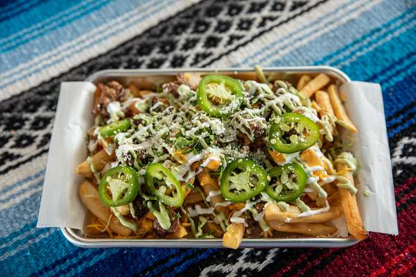 mexican style fries