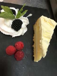 lemoncello mascarpone spongecake