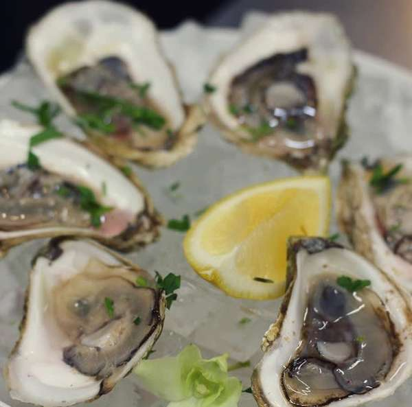 *EAST COAST OYSTER SELECTION