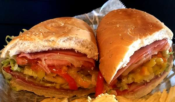 Double Meat Sub