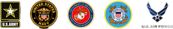 us military logos
