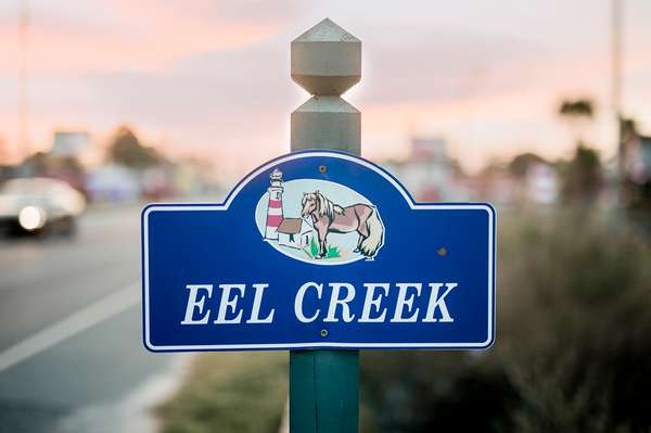 Eel Creek