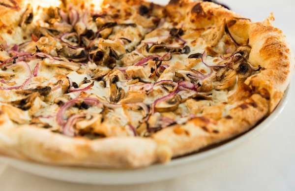 Try any of our delicious toppings with your pizza for the family!