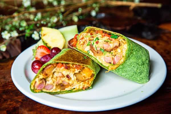 76 Breakfast Burrito
