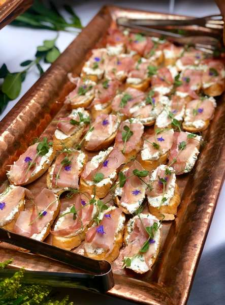 catering foods 1