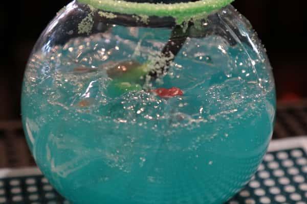 fishbowl margarita