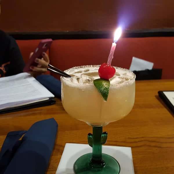 Birthday Margarita