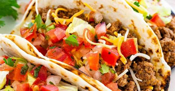 Take Out Taco Kit Family of 4 Meal Deal