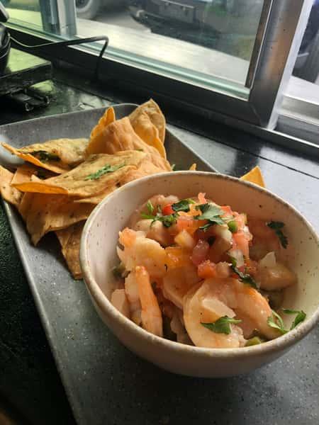 Shrimp & Fish Ceviche