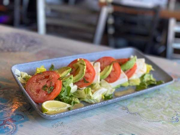 South-of-the-Border Caprese Salad
