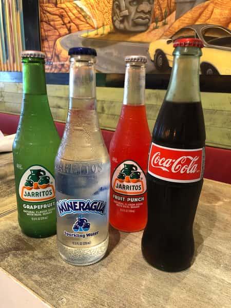 Jarritos Bottled Soda