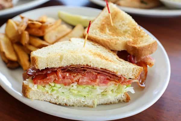 Bacon, Lettuce & Tomato