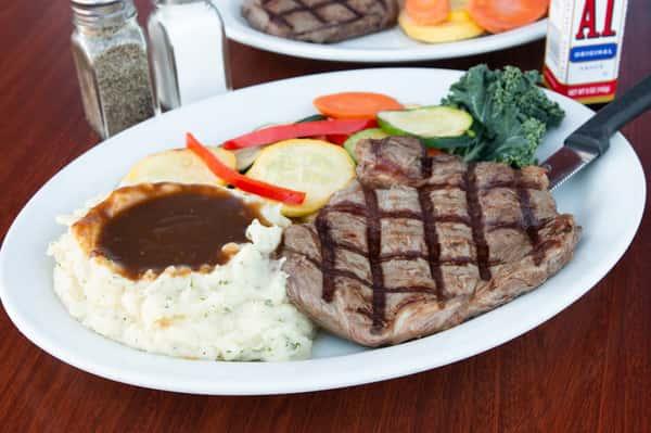 10 oz. Ribeye Steak