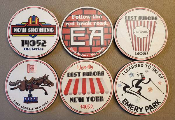 East Aurora Collectible Coasters