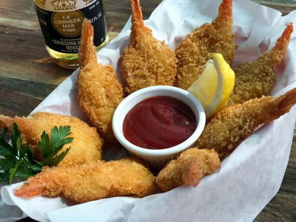 shrimp baasket