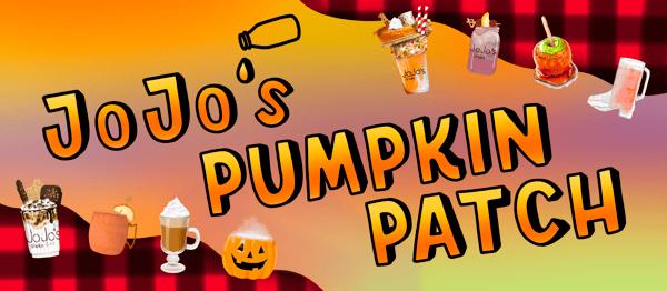 Jojo's pumpkin patch