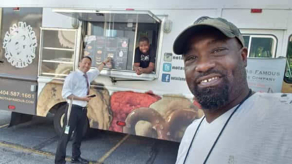 cookie food truck