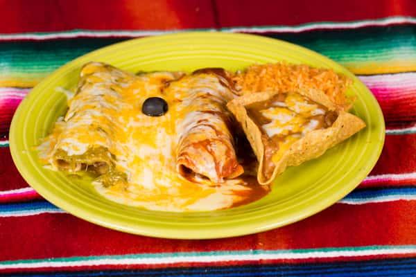 Enchiladas Populares