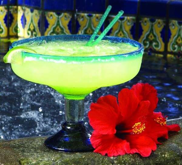 Lemon Lime House Margarita