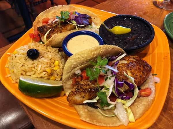 Fish Tacos de Bandini