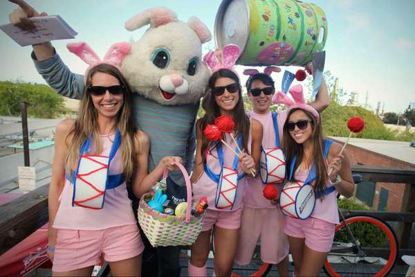 energizer bunnies