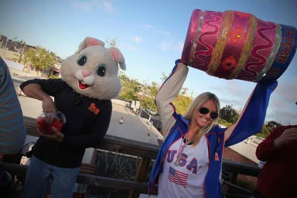 pink keg winner