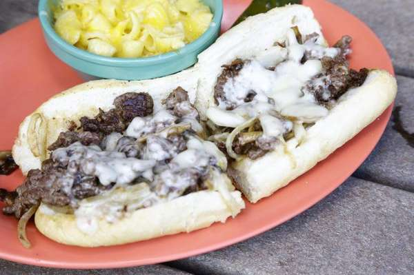 The Classic Philly Cheesesteak