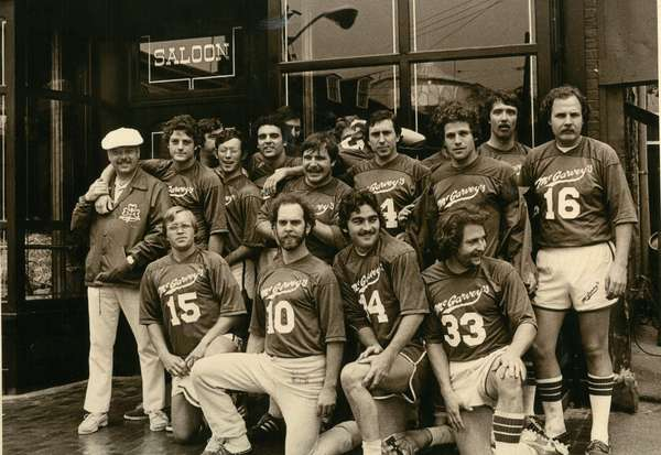 McGarvey's team