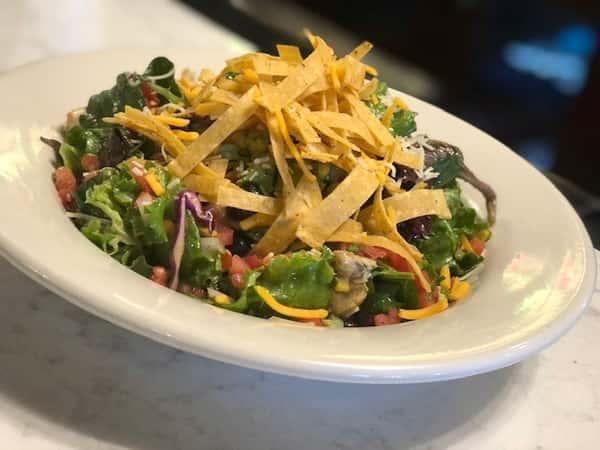 Chicken Tortilla Salad