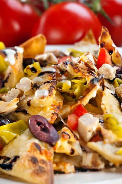 italian nachos