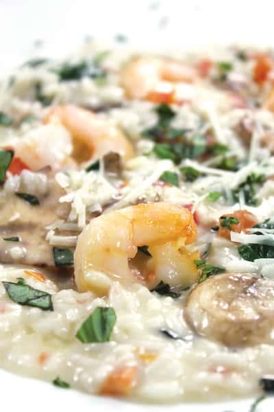srimp risotto