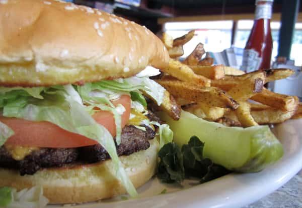 "The ""Bill"" Burger*"