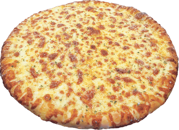 The Ultimate Cheese Pizza